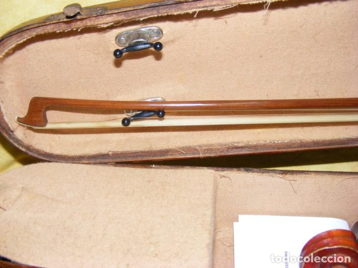 Instrumentos musicales: VIOLIN MANSUY - Foto 5 - 131192264