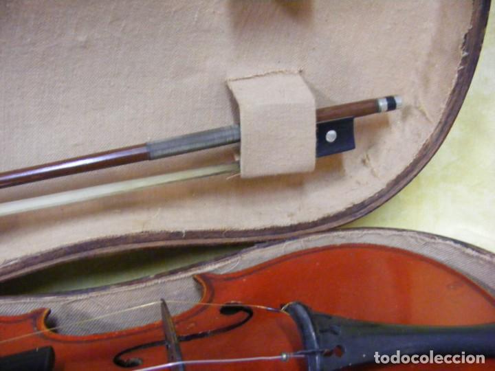 Instrumentos musicales: VIOLIN MANSUY - Foto 6 - 131192264
