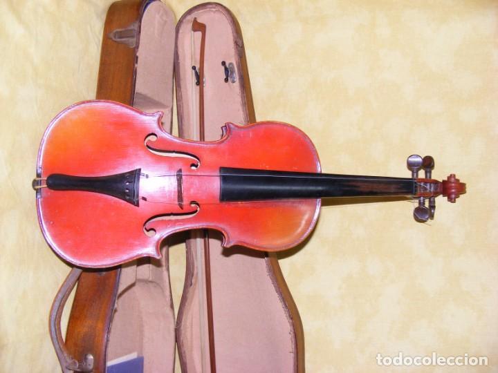 Instrumentos musicales: VIOLIN MANSUY - Foto 8 - 131192264