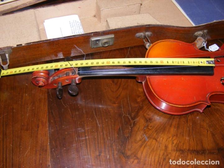 Instrumentos musicales: VIOLIN MANSUY - Foto 12 - 131192264