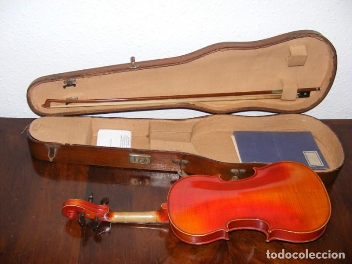 Instrumentos musicales: VIOLIN MANSUY - Foto 13 - 131192264