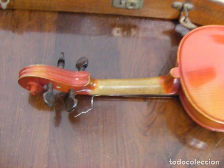 Instrumentos musicales: VIOLIN MANSUY - Foto 15 - 131192264
