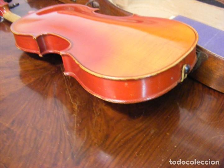 Instrumentos musicales: VIOLIN MANSUY - Foto 16 - 131192264