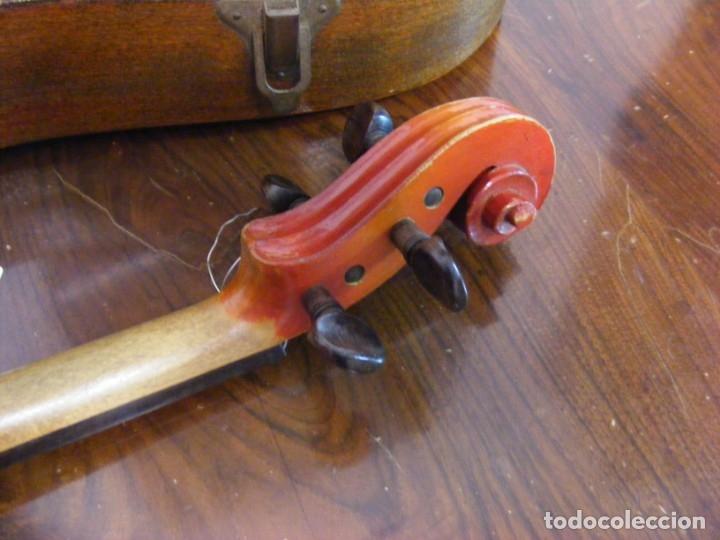 Instrumentos musicales: VIOLIN MANSUY - Foto 20 - 131192264
