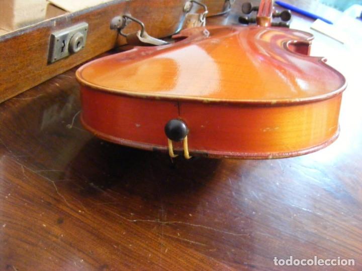 Instrumentos musicales: VIOLIN MANSUY - Foto 21 - 131192264