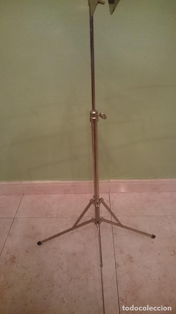 Instrumentos musicales: ANTIGUO ATRIL PLEGABLE - Foto 4 - 131475374