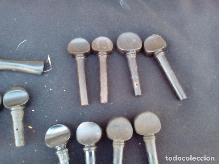 Instrumentos musicales: Lote de accesorios para Violin - Foto 2 - 131551362
