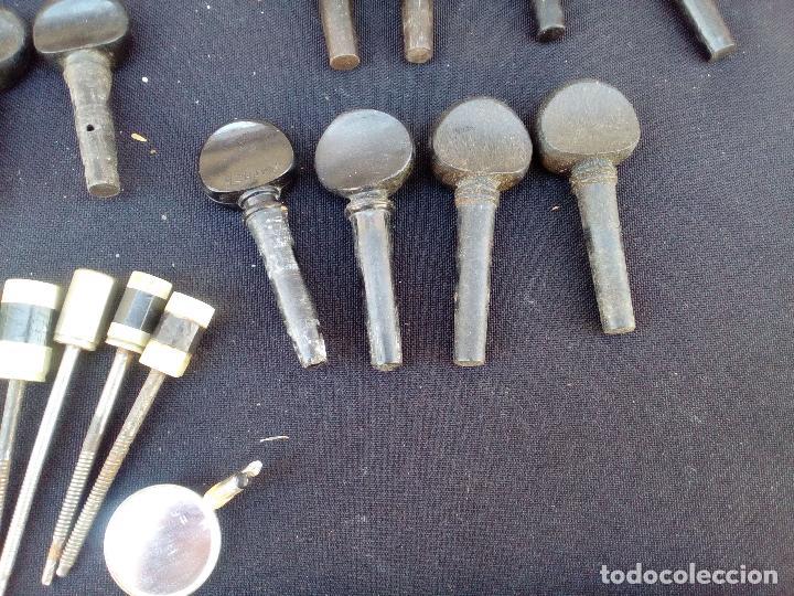 Instrumentos musicales: Lote de accesorios para Violin - Foto 3 - 131551362