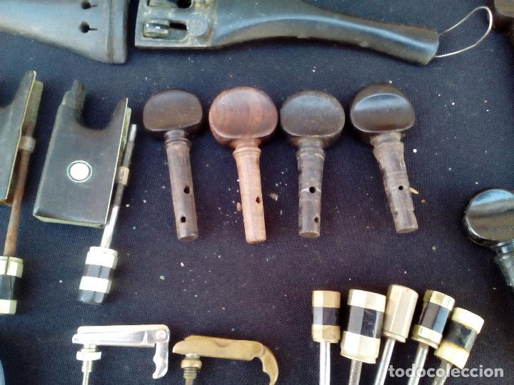 Instrumentos musicales: Lote de accesorios para Violin - Foto 4 - 131551362