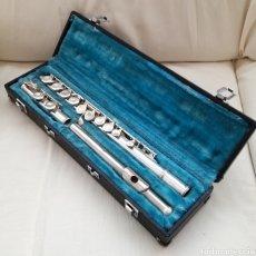 Instrumentos musicales: ANTIGUA FLAUTA LAFLEUR.. Lote 131582893