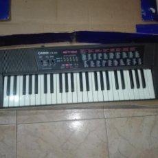 Instrumentos Musicais: ENORME TECLADO ELECTRICO PIANO CASIO CTK 200 CTK200 ORGANO PERFECTO FUNCIONAMIENTO RESERVADO. Lote 131604130