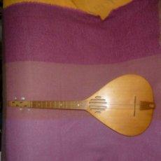 Instrumentos musicales: CISTER 4 CUERDAS DEL 63 HIERO HARTUNG. Lote 132157746
