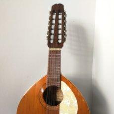 Instrumentos musicales: BANDURRIA ALHAMBRA MODELO 3 C AÑO 1982. Lote 132172475