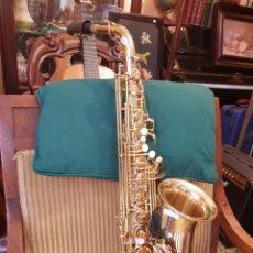 Instrumentos musicales: SAXO ALTO CON SU ESTUCHE.. Lote 132271211