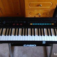 Instrumentos Musicais: TECLADO CASIO CASIOTONE 460 RARA SINTETIZADOR 465 PIANO. Lote 132392491