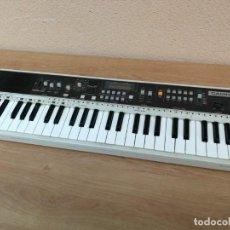 Instrumentos musicales: PIANO TECLADO DIGITAL ELECTRÓNICO CASIOTONE CASIO MT-70 FUNCIONANDO JAPÓN AÑOS 80. Lote 132855238