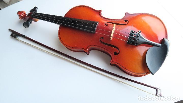 VIOLIN ORIGINAL 3/4 NAGOYA SUZUKI (Música - Instrumentos Musicales - Cuerda Antiguos)