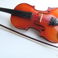 Instrumentos musicales: VIOLIN ORIGINAL 3/4 NAGOYA SUZUKI. Lote 133293122