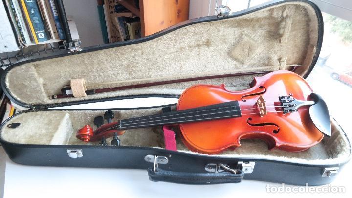 Instrumentos musicales: VIOLIN ORIGINAL 3/4 NAGOYA SUZUKI - Foto 3 - 133293122