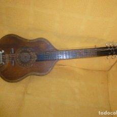 Instrumentos musicales: CÍSTER ALEMÁN DEL XIX. Lote 133400290