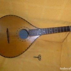 Instrumentos musicales: CISTER DEL BOSQUE DE TURINGIA. Lote 133401986