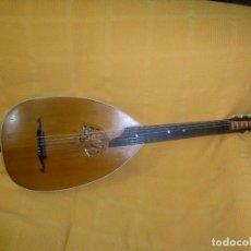 Instrumentos musicales: LAÚD GUITARRA ALEMÁN.. Lote 133402750