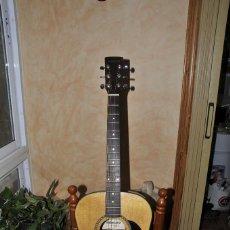 Instrumentos musicales: GUITARRA ELECTROACUSTICA ADMIRA A-600 E. Lote 133527730