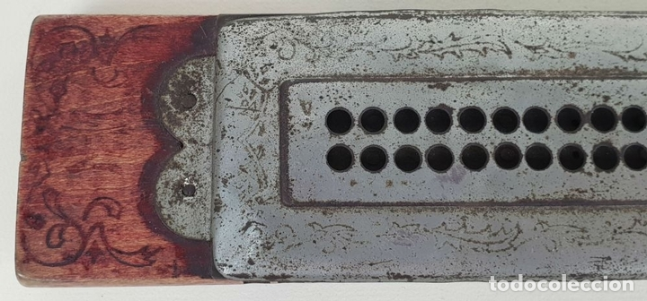 Instrumentos musicales: ARMÓNICA M. HOHNER. ECHO GLOCKENREINE STIMMUNG. 15 PULGADAS. AÑOS 60. - Foto 4 - 133619554