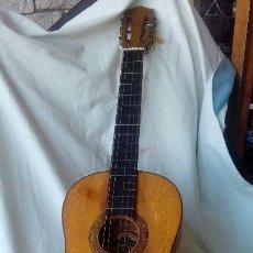 Instrumentos musicales: GUITARRA ANTIGUA TELESFORO JULVE. Lote 133643942