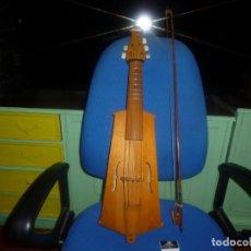 Instrumentos musicales: FIDEL ALEMÁN,VIOLA DA GAMBA. Lote 133660330