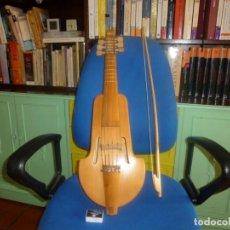 Instrumentos musicales: FIDEL ALEMÁN,VIOLA DA GAMBA. Lote 133660570