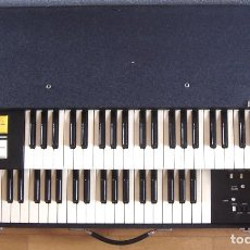 Instrumentos musicales: ORGANO TECLADO - CRB DIAMOND 729-A -MADE IN ITALY 1978 ¡¡FUNCIONANDO¡¡ PIANO AMPLIFICADOR 729A. Lote 133664922