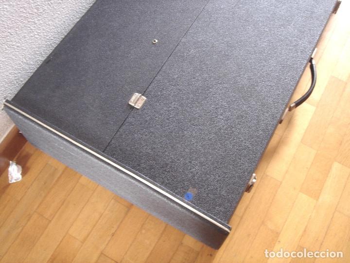 Instrumentos musicales: ORGANO TECLADO - CRB DIAMOND 729-A -MADE IN ITALY 1978 ¡¡FUNCIONANDO¡¡ PIANO AMPLIFICADOR 729A - Foto 10 - 133664922