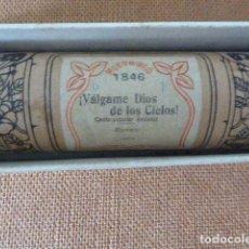 Instrumentos musicales: ROLLO DE PIANOLA. VICTORIA Nº 1846. VALGAME DIOS DE LOS CIELOS. MARIANI.. Lote 133747534