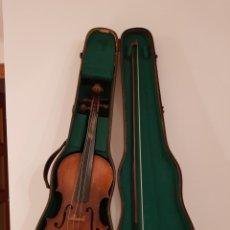 Instrumentos musicales: VIOLIN COPIA DE ANTONIUS STRADIVARIUS EN FUNDA ORIGINAL.AÑO 1721.. Lote 133972569