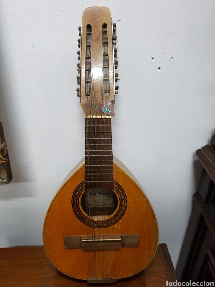 BANDURRIA VALENCIANA JOSE PENADES (Música - Instrumentos Musicales - Cuerda Antiguos)