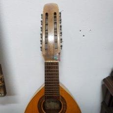 Instrumentos musicales: BANDURRIA VALENCIANA JOSE PENADES. Lote 134508705