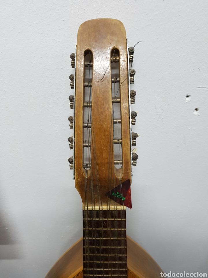 Instrumentos musicales: Bandurria valenciana Jose Penades - Foto 4 - 134508705