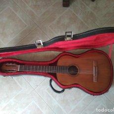 Instrumentos musicales: RICARDO SANCHIS CARPIO 1971 - MUY BIEN RESTAURADA, UNA JOYA.. Lote 134765194