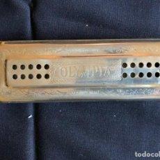 Instrumentos musicales: ANTIGUA ARMÓNICA MARCA OLYMPIA AÑOS 60. Lote 134850366