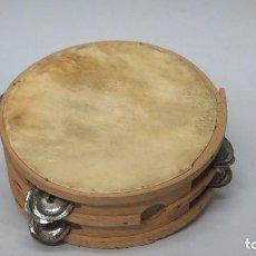 Instrumentos musicales: ANTIGUA PANDERETA. Lote 134856430