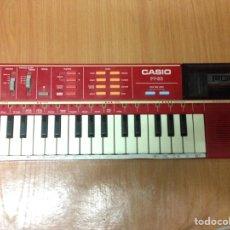 Instrumentos musicales - Piano Casio pt32 - 134873821