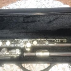 Instrumentos musicales: FLAUTA TRAVESERA ARTLEY. Lote 135142974