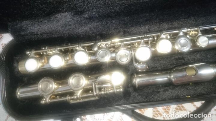 Instrumentos musicales: Flauta travesera ARTLEY - Foto 3 - 135142974
