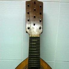 Instrumentos musicales: BANDURRIA.TELESFORO JULVE.ANTIGUA.DE CLAVIJAS.. Lote 135614958