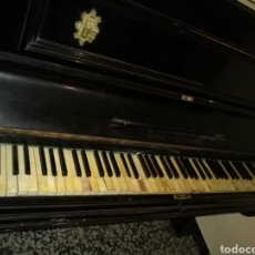 Instrumentos musicales: ANTIGUO PIANO ESTELA & BERNAREGGI PARA RESTAURAR. Lote 135844561
