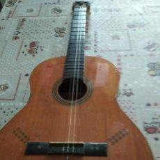 Instrumentos musicales: GUITARRA ANTIGUA . Lote 136088138
