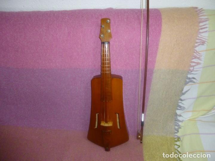 FIDEL ALEMÁN,VIOLA DA GAMBA (Música - Instrumentos Musicales - Guitarras Antiguas)