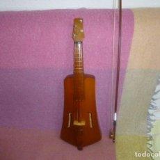 Instrumentos musicales: FIDEL ALEMÁN,VIOLA DA GAMBA. Lote 136108282