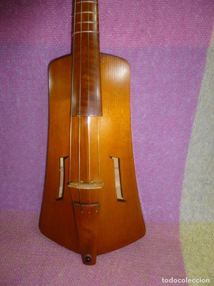 Instrumentos musicales: Fidel alemán,viola da gamba - Foto 2 - 136108282